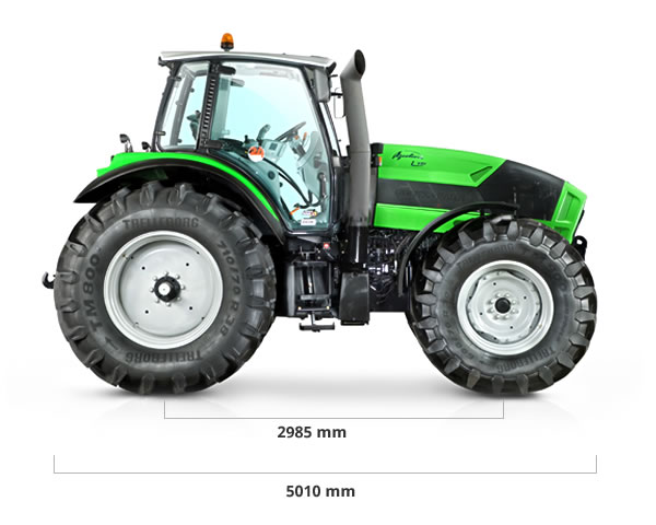 Specifications - Agrotron L