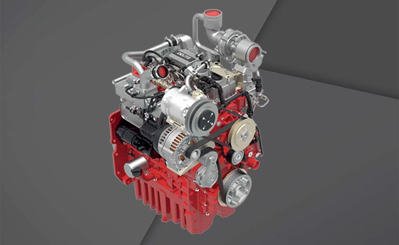 Engine - 5 Series
