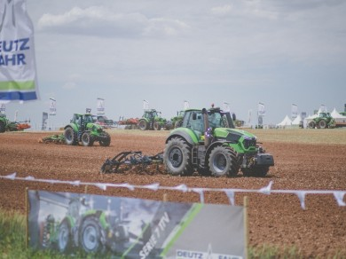Deutz-Fahr en DEMOAGRO 2019