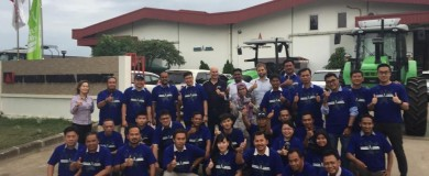 Sales Training in Marunda INDONESIA, November 2017