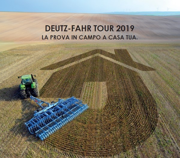 DEUTZ-FAHR Tour 2019