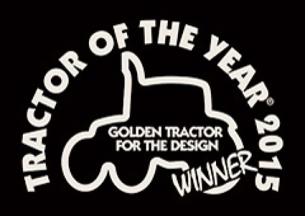 GOLDEN TRACTOR FOR THE DESIGN 2015