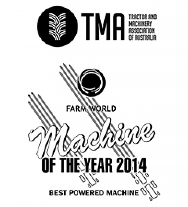 TMA - MACHINE OF THE YEAR 2014