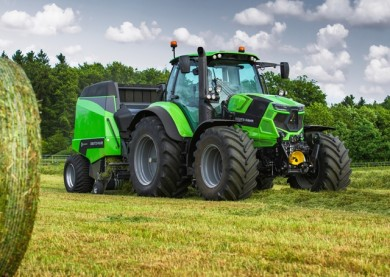 DEUTZ-FAHR expands 6 Series model range.
