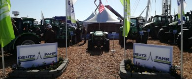 World Ag Expo 2018, Tulare CA