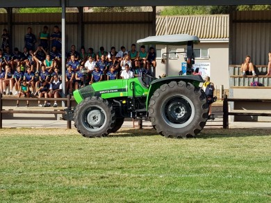 """""""DEUTZ-FAHR Crafted for South Africa"""" Competition won by Augburg Landbou Gimnasium in Western Cape"""