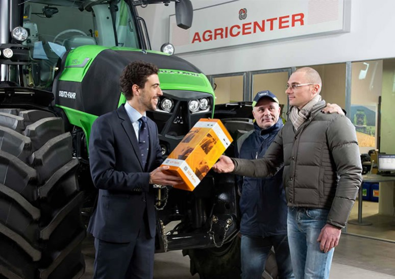 Agricenter: the specialist