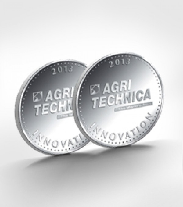 AGRITECHNICA SILVER MEDALS